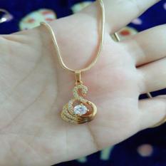 Kualitas Kalung Angsa Cantik Xuping Gold Xuping Jewelry