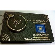 Jual Kalung Liontin Kesehatan Quantum Scalar Energy Kalung Terapi Kesehatan Desain Elegan Dan Mewah Branded Murah