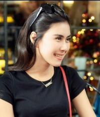 Kalung Nama Grafik Pasir Lapis Emas NS.07