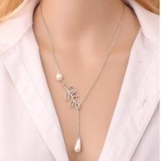 [PROMO] Kalung Rantai Import Korea Lapis Emas Perhiasan Imitasi LYS40