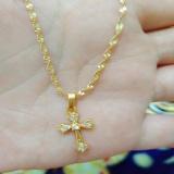 Harga Kalung Salib Gold Cantik Xuping New