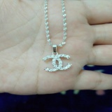 Dimana Beli Kalung Silver Chanelll Kecil Xuping Xuping Jewelry