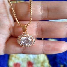Harga Kalung Xuping Gold Permata Baru Murah
