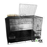 Harga Hems Shop Hems Shop Kandang Besi Lipat Besar Sweet P60 Kucing Anak Anjing Burung Fullset Murah
