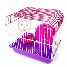 Kandang Hamster 01 - PINKIDR50000. Rp 50.000