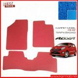 Spesifikasi Karmob Karpet Mobil Karpet Mobil Mie Karpet Bihun Karpet Mobil Coil Mat Karpet Dasar Toyota Agya Tanpa Bagasi Karmob Terbaru
