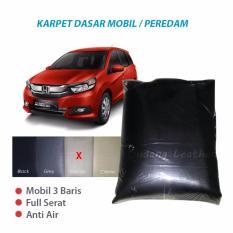 Karpet Dasar Mobil Honda Mobilio (Hitam)