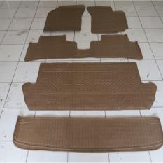 Harga Karpet Karet Suzuki Ertiga Full Set Mocca Seken
