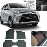 Spesifikasi Karpet Mobil Calya Baris 1 2 Warna Hitam Online