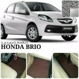 Harga Hemat Karpet Mobil Honda Brio Warna Abu Abu