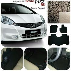 Karpet Mobil All New Honda Jazz RS -Warna Coklat