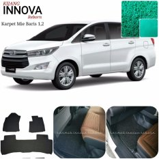 Karpet Mobil Innova Reborn Baris 1,2 - Warna Hijau