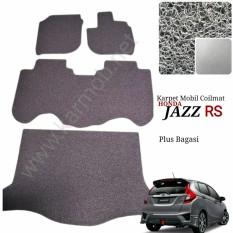 Karpet Mobil All New Honda Jazz RS Warna CoklatIDR525000 Rp 645000
