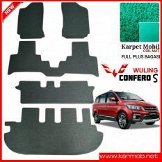 Karpet Wuling / Asesoris Wuling / Karpet Confero / Asesoris Confero / Karpet Karet Confero / Karpet Lantai Confero / DSM / Karmob / Karpet Mobil Confero - Full Plus Bagasi