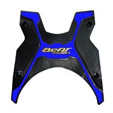Karpet Motor Beat Sporty Esp - Biru