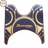 Spesifikasi Karpet Motor Scoopy Fi 2017 Scoopy Terbaru Silver Murah