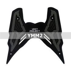 Karpet Motor Yamaha Mio M3 / Mio Z / GT125 Bluecore - Warna Hitam YMM2