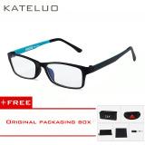 Toko Kateluo Pria Dan Wanita Anti Kelelahan Radiasi Komputer Goggles Kacamata 1302 Biru Beli 1 Gratis 1 Freebie Online