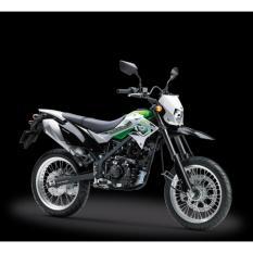 Kawasaki  D-Tracker ( OTR BOGOR )