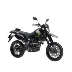 Kawasaki D-Tracker X Sepeda Motor ( OTR JADETBEK )