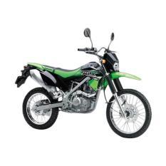 Kawasaki KLX 150L - Hijau - Indent  (OTR BOGOR)