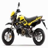 Jual Kawasaki Ksr Pro Kuning Uang Muka Cicilan Dki Jakarta
