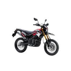Kawasaki New D-Tracker SE Sepeda Motor - Red ( OTR JADETABEK )