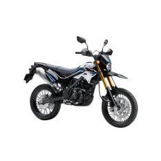 Kawasaki New D-Tracker SE Sepeda Motor - White ( OTR JADETABEK )