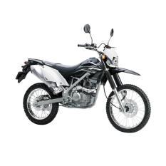 Kawasaki New KLX 150 G Sepeda Motor - Black  (OTR BOGOR)