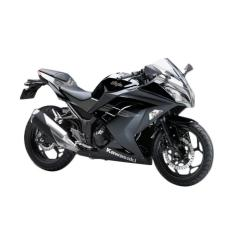 Kawasaki Ninja 250 - Black-Grey - Indent  (OTR BOGOR)