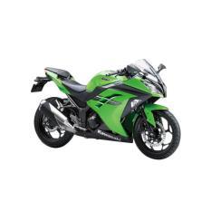Kawasaki Ninja 250 - Green - Indent  (OTR BOGOR)