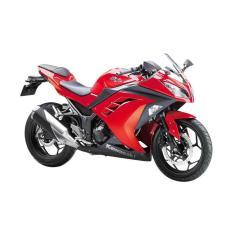 Kawasaki Ninja 250 - Red - Indent  (OTR BOGOR)