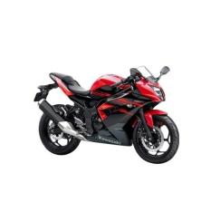 Kawasaki Ninja 250 SL Sepeda Motor - Red (OTR JADETABEK)