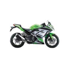 Kawasaki Ninja 300 Sepeda Motor ( OTR BOGOR )