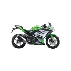 Kawasaki Ninja 300 Sepeda Motor ( OTR JADETABEK )