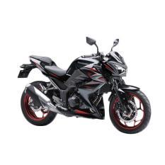 Kawasaki Z250 ABS Sepeda Motor - Black  (OTR BOGOR)