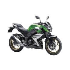Kawasaki Z250 ABS Sepeda Motor - Green  JADETABEK (OTR BOGOR)