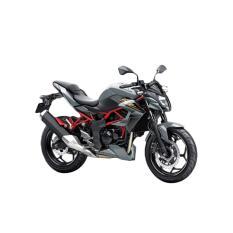 Kawasaki Z250 SL ABS Sepeda Motor - Grey  (OTR BOGOR)