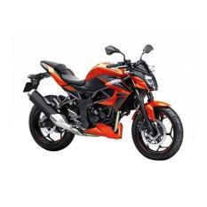 Kawasaki Z250 SL ABS Sepeda Motor - Orange  ( OTR BOGOR )