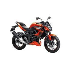 Kawasaki Z250SL ABS Sepeda Motor - Orange (OTR JADETABEK)