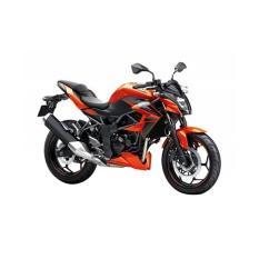 Kawasaki Z250SL ABS Sepeda Motor - Orange  (OTR BOGOR)
