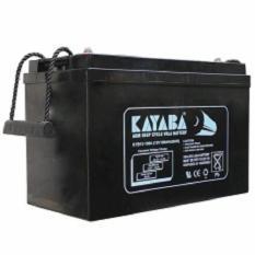 Kayaba VRLA Baterai 12v 100Ah