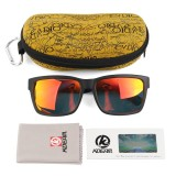 Harga Kdeam Polarized Sunglasses Retro Outdoor Sport Drivng Helm Sun Glasses Eyewear Orange Intl Merk Not Specified