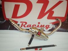 Kenalpot Akrapovic Monster Yamaha R15 Fullsystem Best Quality
