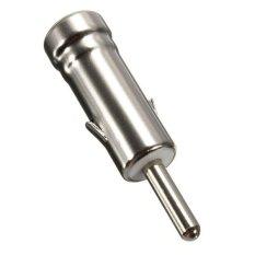 Kendaraan Mobil Udara Radio Audio Antenna Adapter Konektor Plug DAFTAR NEGARA ISO untuk DIN-Intl