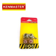 Kenmaster 16mm 2pcs Security lock gembok set 16 mm