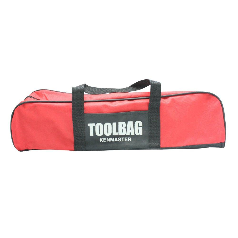 Kenmaster Tool Bag Jumbo - Merah-Hit