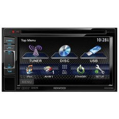 Diskon Kenwood Ddx 3035 Double Din 6 1 Inch Wide Vga Touch Display Indonesia