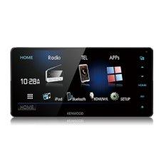 Kenwood DDX716WBT TV Mobil - Hitam