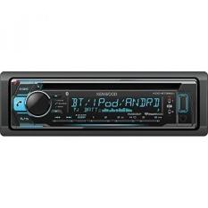 Kenwood KDC-BT368U In Dash CD Receiver with Built in Bluetooth KDCBT368U - intl